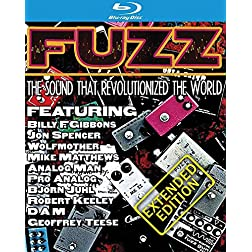Fuzz: The Sound That Changed The World [Blu-ray]