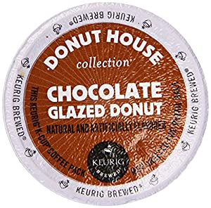 Donut House Collection Keurig K-Cups, 72 Count from Keurig