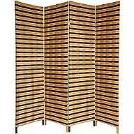 Oriental Furniture 6 ft. Tall Two Ton…