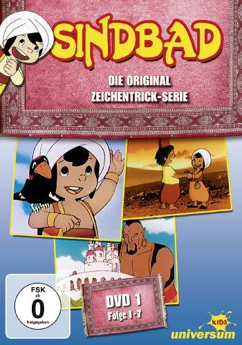 Sindbad - DVD 01 (Folgen 1-7)