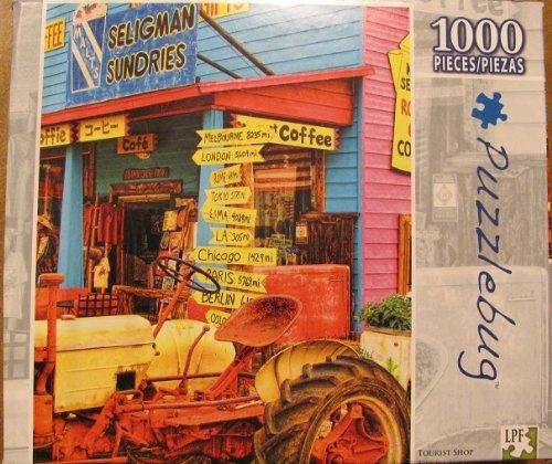 Puzzlebug - Tourist Shop - 1000pcs