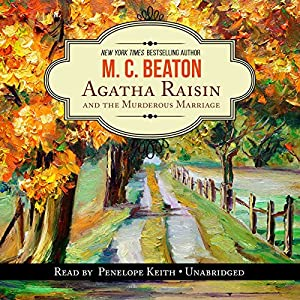 Agatha Raisin and the Murderous Marriage Audiobook
