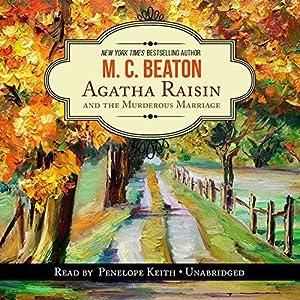 Agatha Raisin and the Murderous Marriage Audiobook