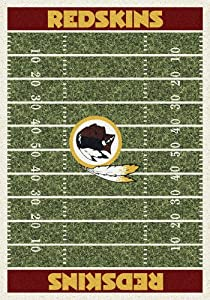 Milliken My Team Rugs - NFL - Washington Redskins - Home Field 3