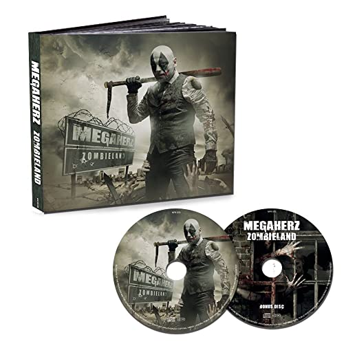 Megaherz - Zombieland (Limited Edition Mediabook)