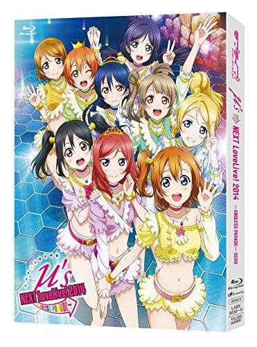 ��֥饤��!�̡�s��NEXT LoveLive! 2014~ENDLESS PARADE~ Blu-ray Disc