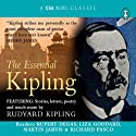 The Essential Kipling Audiobook by Joseph Rudyard Kipling Narrated by Rupert Degas, Martin Jarvis, Richard Pasco, Liza Goddard