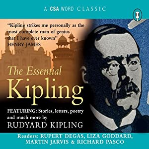 The Essential Kipling Audiobook