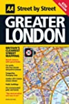 Street Atlas Greater London (flexibac...