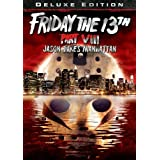 Friday the 13th, Part VIII: Jason Takes Manhattan (Deluxe Edition) ~ Barbara Bingham