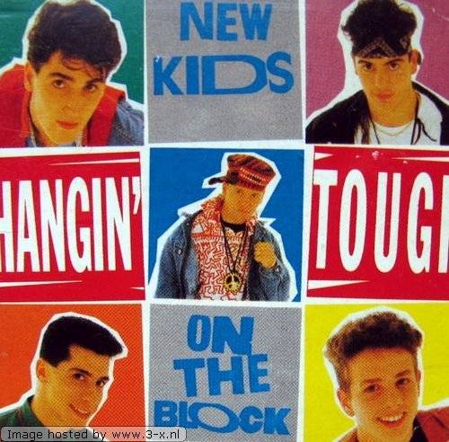 Hangin' tough [Single-CD]