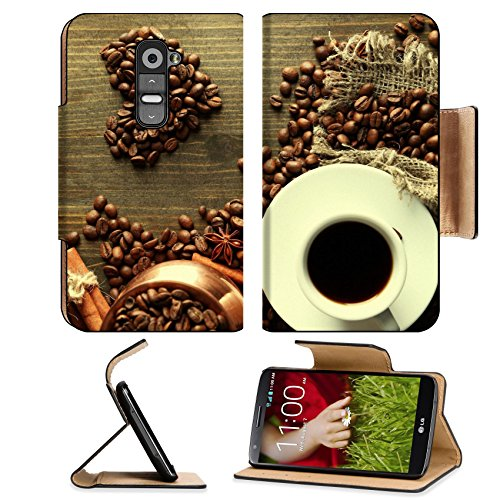 Coffee Beans Drink White Cup Lg G2 Flip Case Stand Magnetic Cover Open Ports Customized Made To Order Support Ready Premium Deluxe Pu Leather Msd Cover Professional Cases Accessories Graphic Background Covers Designed Model Folio Sleeve Hd Template Design