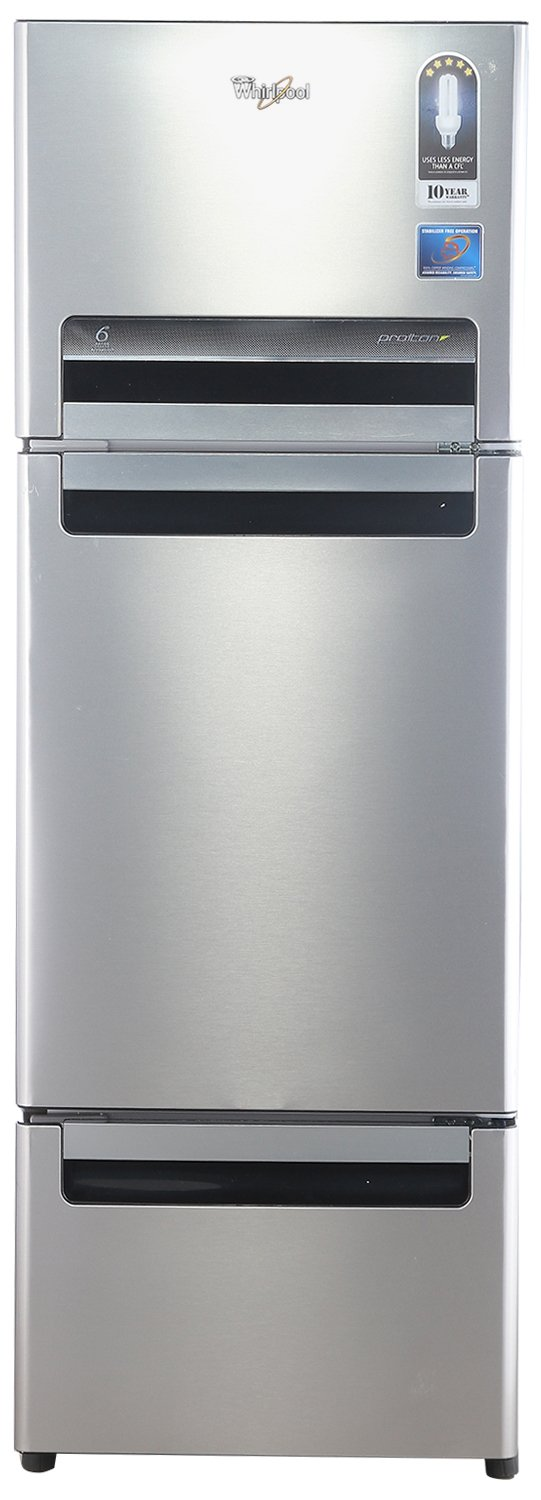 Whirlpool Fp 263D Royal Frost-free Multi Door Refrigerator (240 Ltrs, Alpha Steel) By Amazon @ Rs.24,570