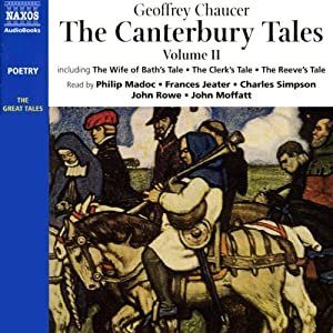 The Canterbury Tales II: Modern English Verse Translation | [Geoffrey Chaucer]