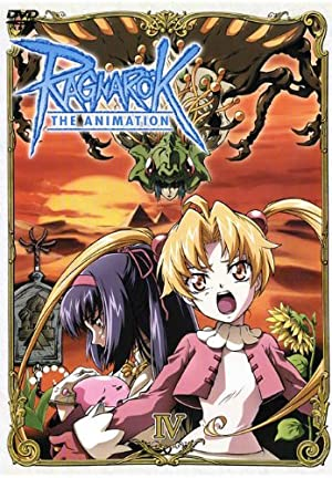 RAGNAROK THE ANIMATION DVD-BOX