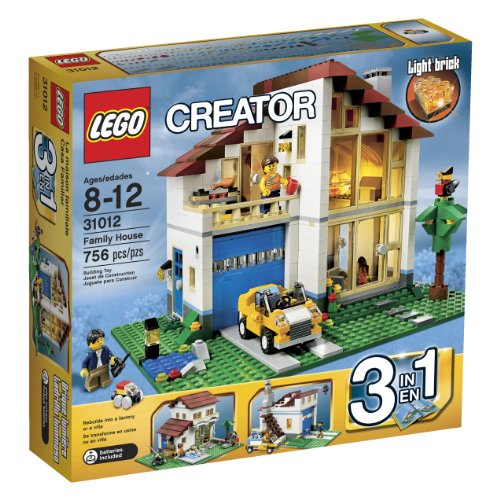 LEGO Creator Family House Amazon.com