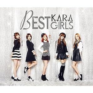 KARAベストアルバム『BEST GIRLS』