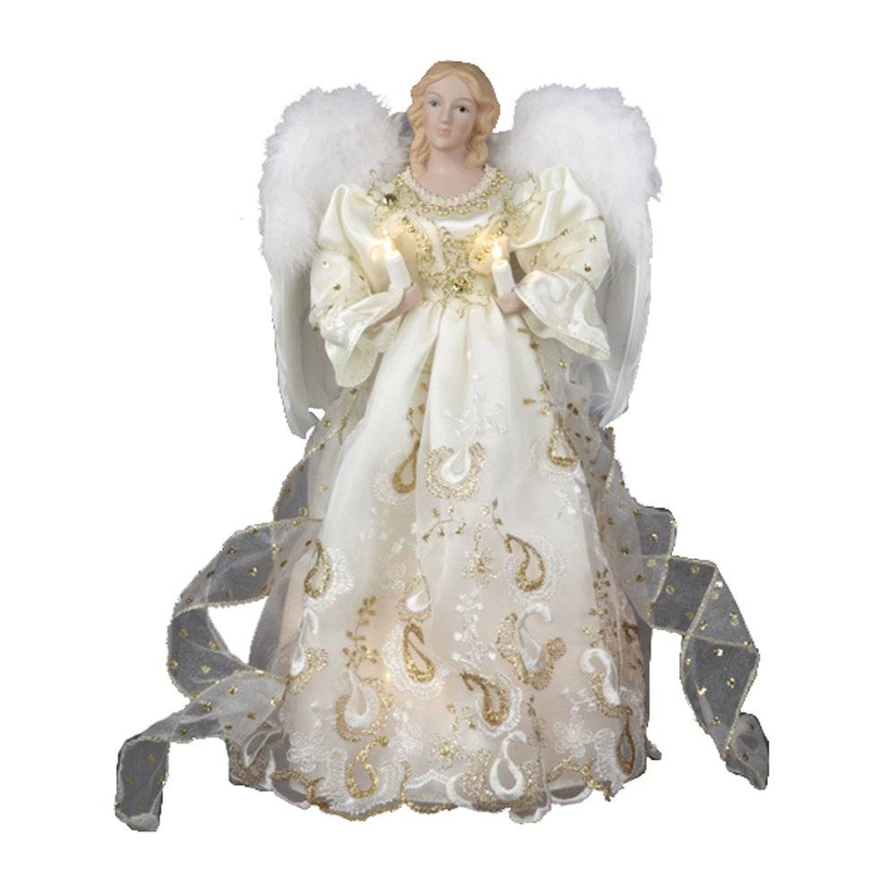 Lighted Angel Tree Toppers | Christmas Wikii