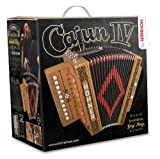 Hohner Accordions CAJUN IV 10-Key Accordion