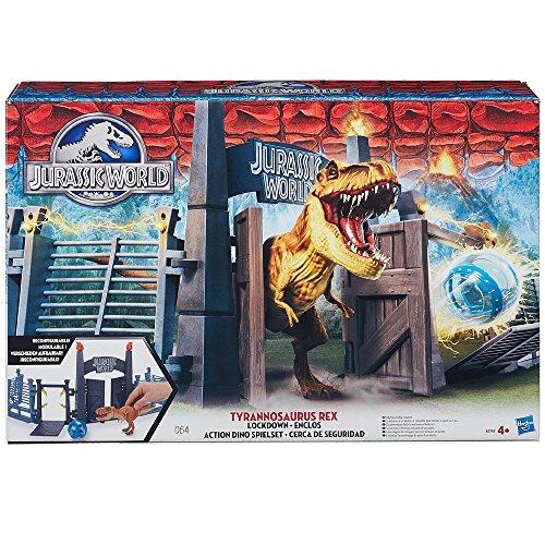 Jurassic World - Playset T-Rex