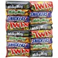 Mars Chocolate Bar Variety 16 Pack (47-54g)