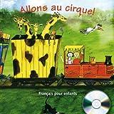 echange, troc Begoña Beutelstacher - Allons au cirque ! CD