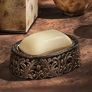 Argosy Soap Dish by Croscill