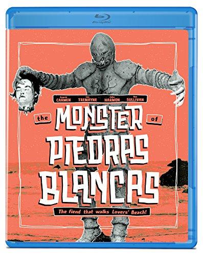 The Monster of Piedras Blancas [Blu-ray]