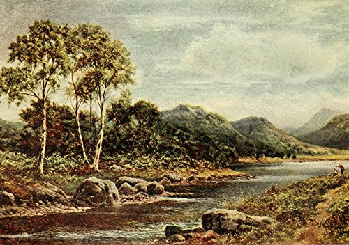 daniel-sherrin-in-unfamiliar-england-1910-on-the-river-lledr-kunstdruck-6096-x-9144-cm