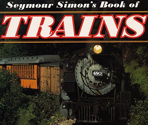 Seymour Simon's Book of Trains PDF