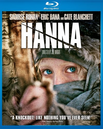 Cover art for  Hanna (Blu-ray + Digital Copy)