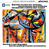 バルトーク:弦楽器、打楽器とチェレスタのための音楽、ヒンデミット:画家マチス