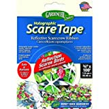 Lawn & Patio - Dalen HST100 3/4-Inch by 100-Foot Holographic Bird Scare Tape