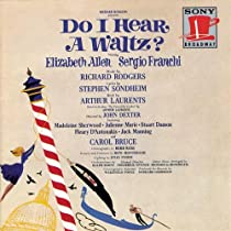 Do I Hear a Waltz? Original Broadway Cast