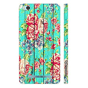 Xiaomi Mi4 Wild Garden designer mobile hard shell case by Enthopia