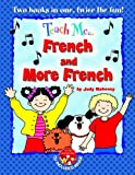 img - for Teach Me French & More French, Bind Up Edition (French Edition) (Teach Me Series) book / textbook / text book