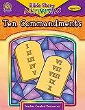 Bible Stories & Activities: Ten Commandments