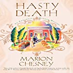 Hasty Death | Marion Chesney