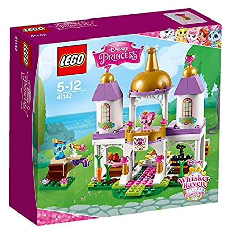 LEGO - 41142 - Disney Princess - Jeu de Construction - Le Château Royal des Palace Pets