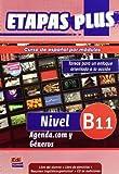 Nivel B1.1 : agenda.com y géneros. Libro del alumno