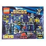 Lego Super Heroes' 'The Batcave' Set - 6860