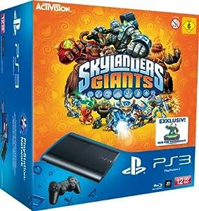 PlayStation 3 - Konsole Super Slim 12GB (inkl. Skylanders Giants Starter Pack)