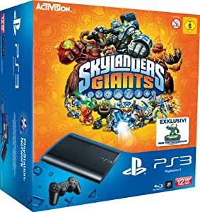 PlayStation 3 - Konsole Super Slim 12GB (inkl. Skylanders Giants Starter Pack)