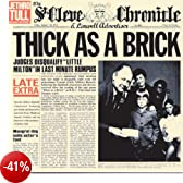 Thick As a Brick (180g) (Limited Edition)