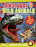 Ripley's Believe it or Not! Dinosaurs and Wild Animals (0099567970) by Ripley, Robert