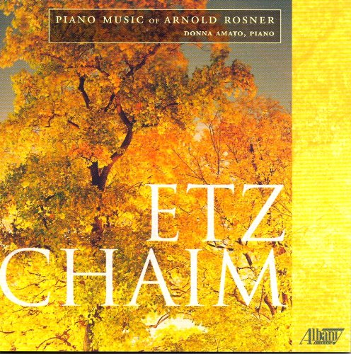 Buy Arnold Rosner: Etz Chaim From amazon