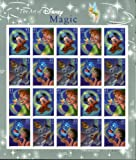 The Art of Disney Magic Collectible Stamp Sheet