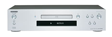 Onkyo BD SP 809 SLV Lecteur DVD HDMI Port USB
