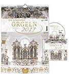 Die schönsten Orgeln 2017 mit CD