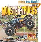 Monster Trucks Calendar (Calendars 2015)